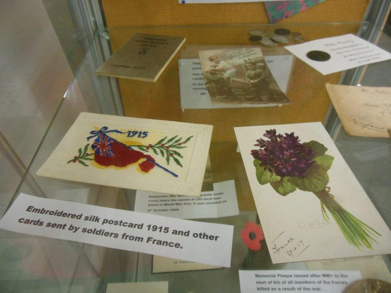 Exhibitions and Changing Displays