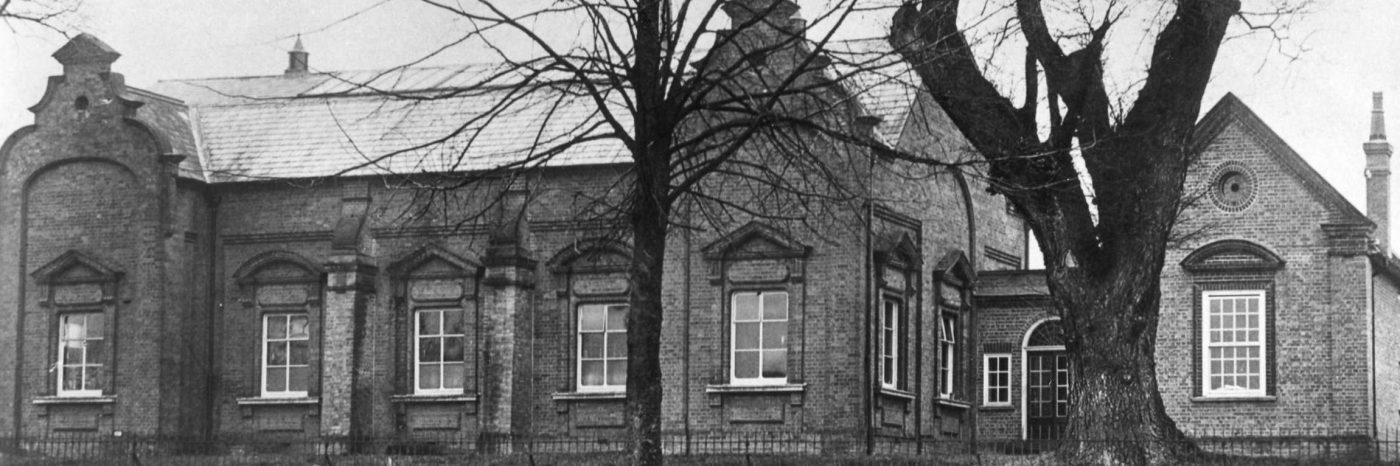 Rothamsted Testimonial Laboratory c.1893