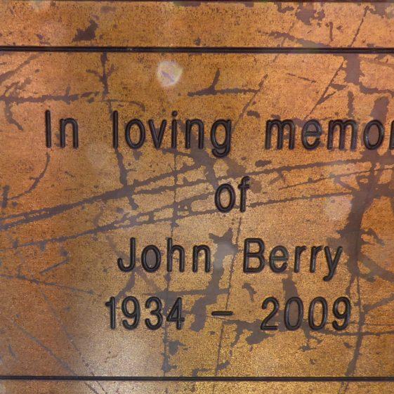 John Berry, near British Legion on Harpenden Common