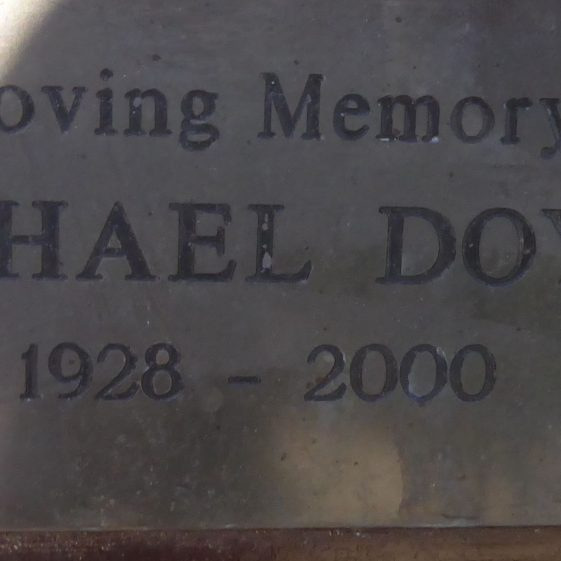 Michael Doyle, Fountain Concourse in High St