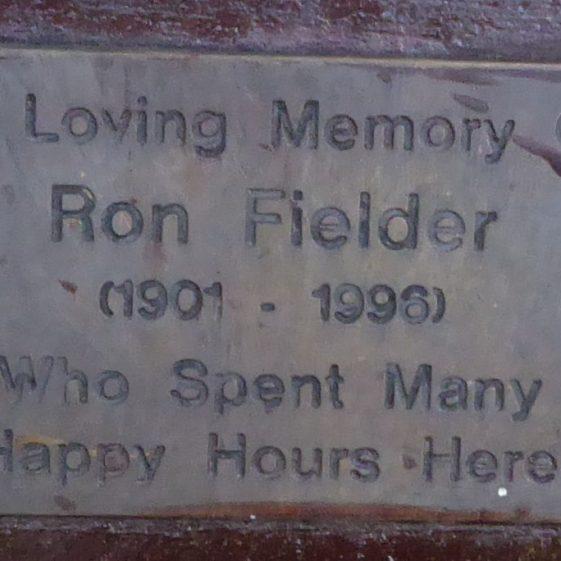 Rpn Fielder, Cricket Ground on Common