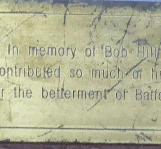 Bob Hill, Batford Corner, Lower Luton Road