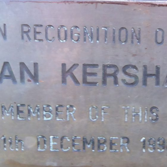 Alan Kershaw, Cricket Ground on Common