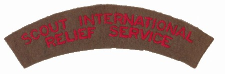 Badge of Scout International Relief Service | Vol.1 - page 3