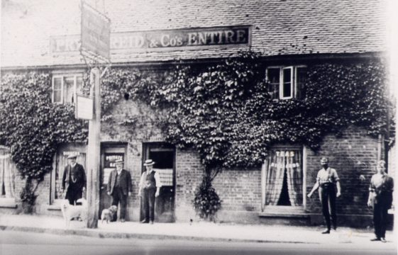 The (Old) Red Lion
