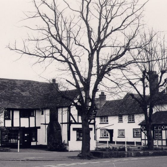 71-73 High Street, with Tollgate cottage (69 High Street)   LHS archives
