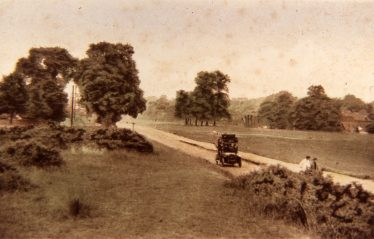 St Albans Road, Harpenden - no fences on the common | LHS collection