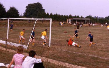 Foortball match, September 1964 | LHS slide collection