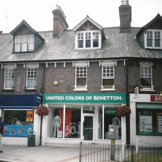 (11) United Colours of Benetton in 2003 | LHS archives -  LFC, LHS 8291