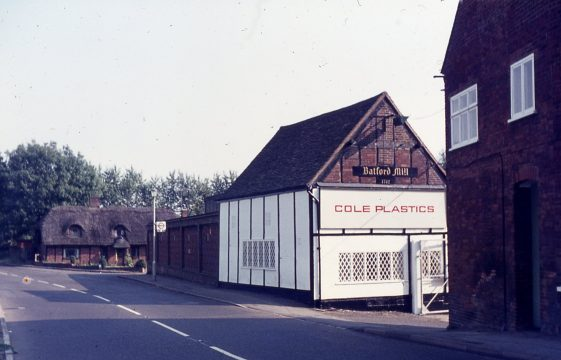 Batford Mill - 1850s and 1860s