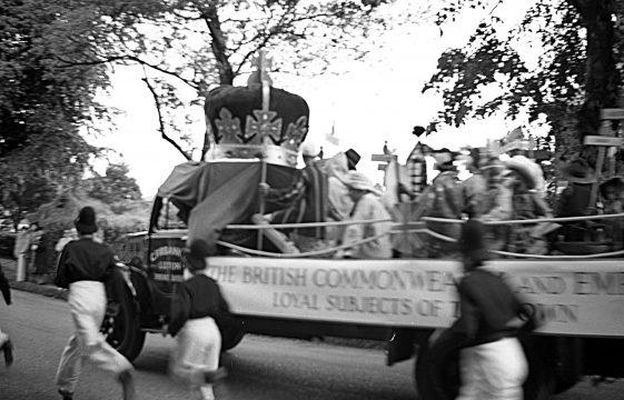 More Photos of 1953 Coronation Procession