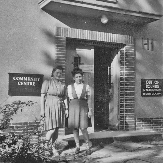 Community Centre in Camp IV, Belsen | Vol.1 - page 124