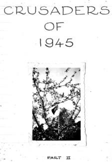 Flyleaf of volume 2 | LHS archives
