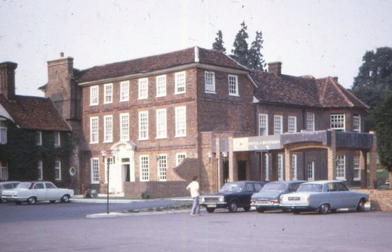 Live like a King - at the Moat House in Harpenden / Moat House Hotel - 'Live like a King'