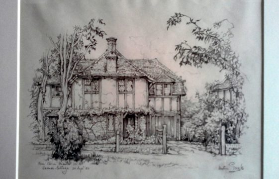 A Gallery of Harpenden, St Albans and Wheathampstead pictures by Anton Pieck