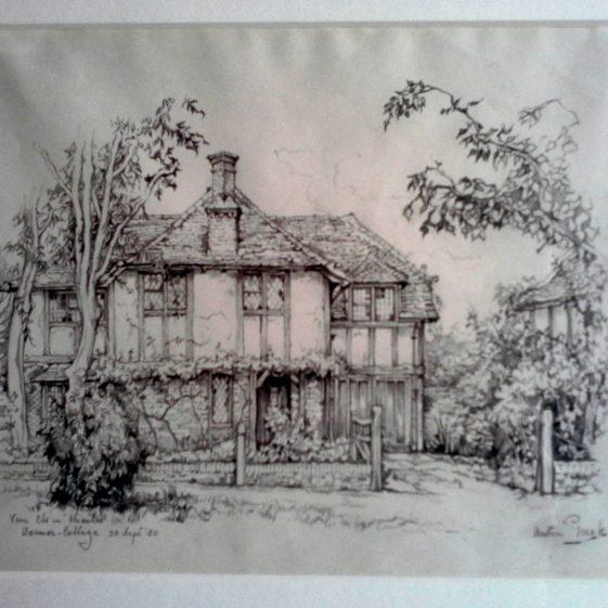 3 Lyndhurst Drive, Harpenden | Anton Pieck - Copyright of the Pieck family