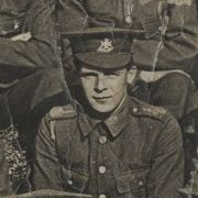 Robert Beeson of C Brigade, 5th Battalion, Notts and Derbys