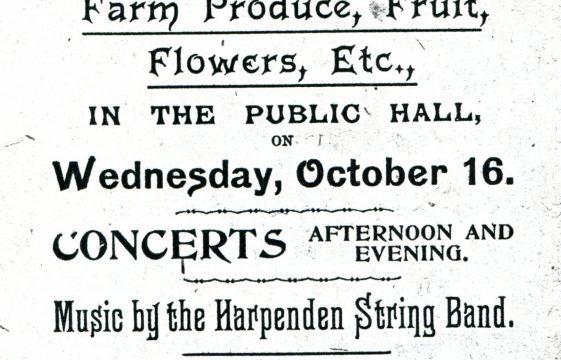 Harpenden Agricultural & Fanciers' Association