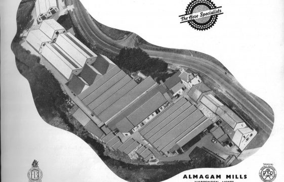 A history of 'The Almagam'