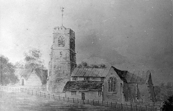 A Timeline of Harpenden's places of worship from The Reformation