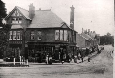 Mr Ridley's ironmongers' store, c.1900 | LHS archives, cat.no.B 1.52