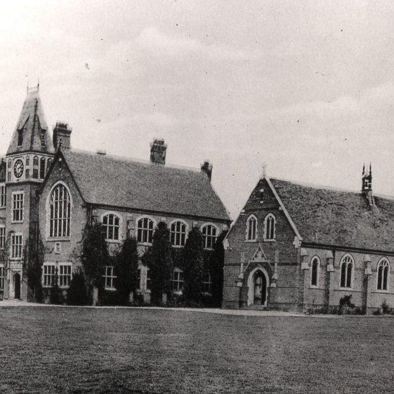 St Georges School - c1910 | Cat no Slides B1.87