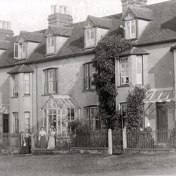 East Common Terrace - 1890 | Cat no Slides B 2.22