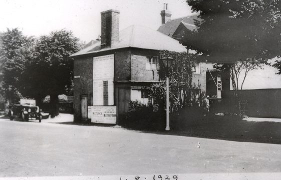 Some Reminiscences of Harpenden in the 1920's