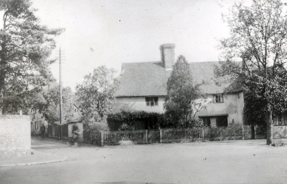 A walk along Harpenden High Street in the early 1870s - Part 1: The east side from Sun Lane to Welcombe House
