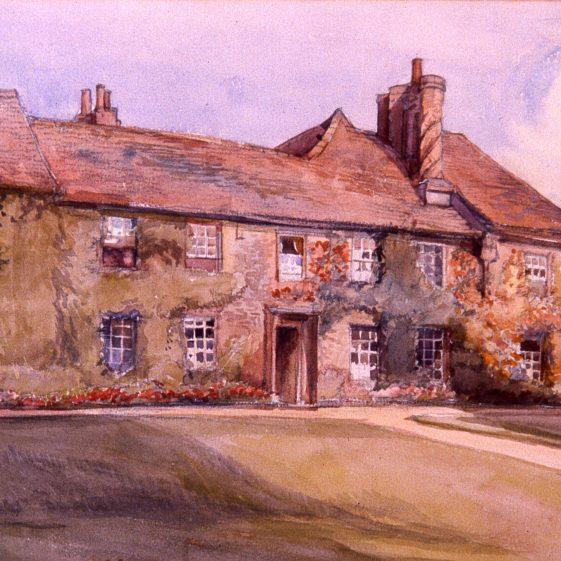 Bowers House in High Street | J C Allsopp (Cheltenham); Slide cat. no B 3.42