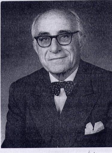 Basil Kassanis in 1985 | Godfrey Argent