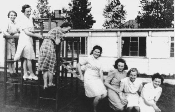 Early Days at Batford Nursery School