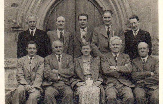Bellringers for the 1953 Coronation