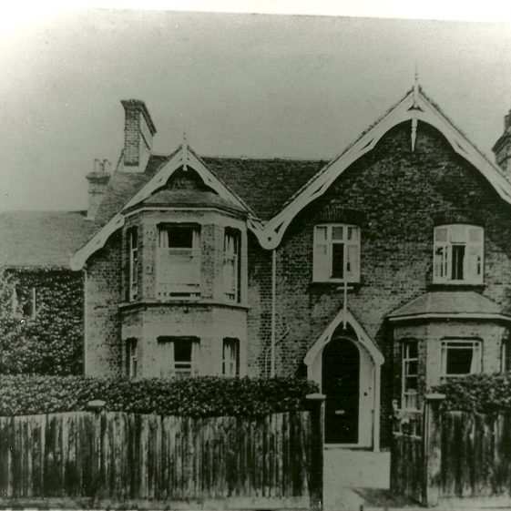 Bowers Cottage, 31 High Street (site of Abbey National in 2011) | LHS collection, cat. 05149