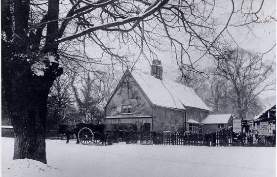 Coach Lane Cottage, 39 Leyton Road - 1