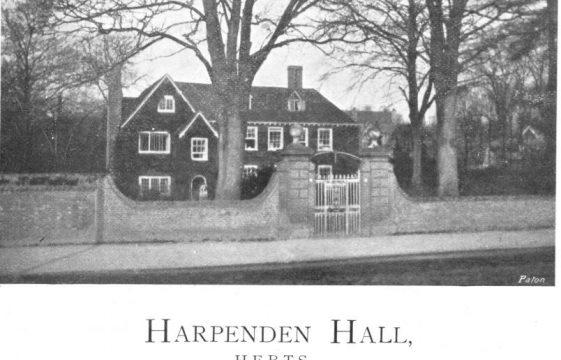 Harpenden Hall