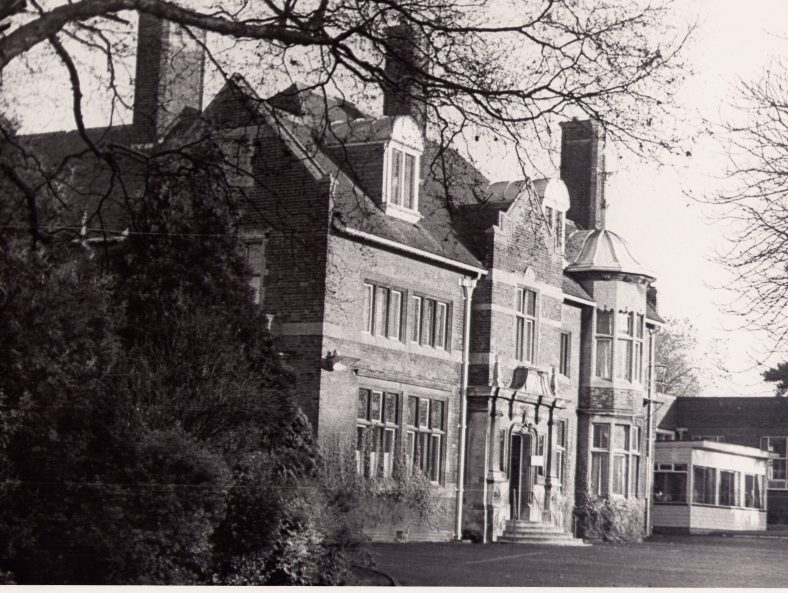 South front in the 1980s | Les Casey, LHS archives, Cat.no 001781