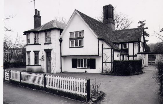The Old House, formerly The Bull