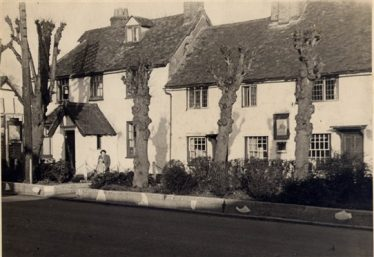 Tollgate Hotel, c. 1950s | LHS archives, cat. no, 001746