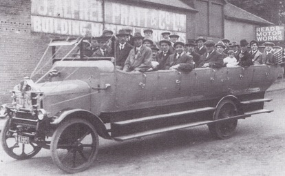 Transport in and around Harpenden during the 1920s
