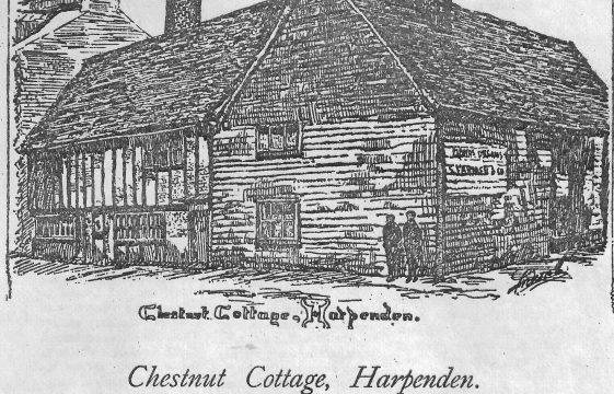 Chestnut Cottage, Home Farm