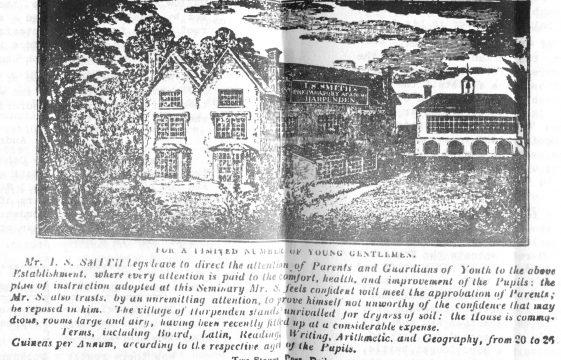 Mr I S Smith's Preparatory Academy, Harpenden