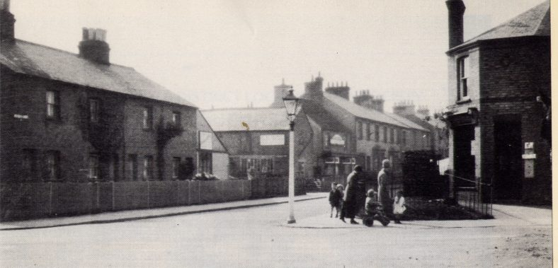 Lower Cravells Road, 1927 | LHS collection, included in Bygone Harpenden