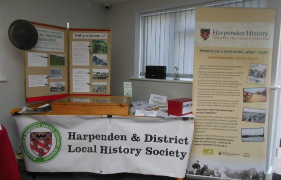 Links with Harpenden Facebook pages