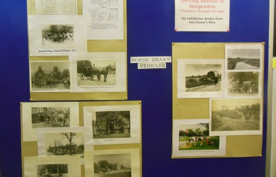 Getting around in Harpenden - Transport through the Ages