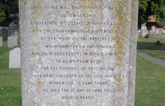James Marshall - 1661-1722