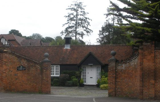 Harpenden's last 'hue and cry'