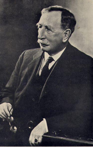 Sir Daniel Hall | Biography by Dale