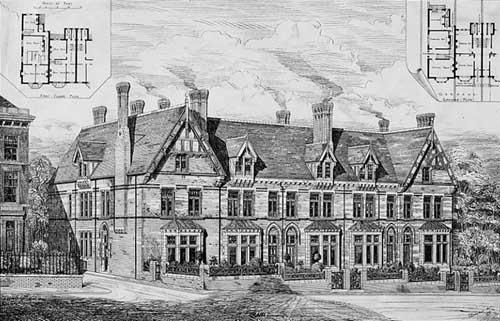 Field House and Edward J Dodgshun - 1851-1927