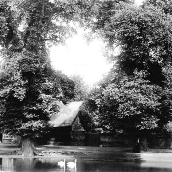 52. The Cock Pond in 1897. | LHS archives - LHS 011772